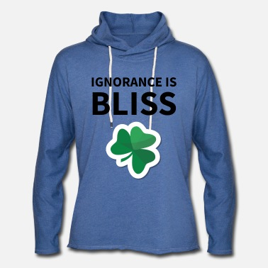 Bliss bliss - Unisex Lightweight Terry Hoodie