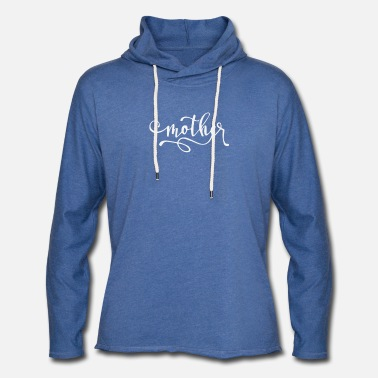 Mother City Mother - Unisex Lightweight Terry Hoodie