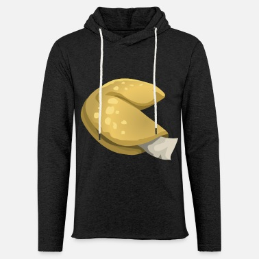 Fortune Cookie Fortune Cookie - Unisex Lightweight Terry Hoodie