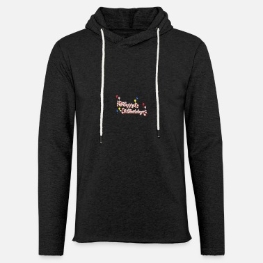 Happy Birthday Happy Birthday - Unisex Lightweight Terry Hoodie
