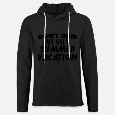 Sand Summer sea Sun beach holiday gift - Unisex Lightweight Terry Hoodie