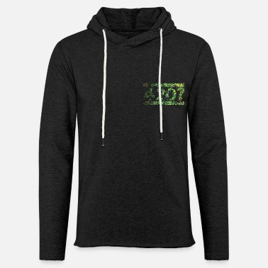 420 Stoner T-Shirts and Hoodies - Weed/Pot Culture - Unisex Lightweight Terry Hoodie