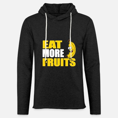 Fruit Fruit Apple Food Gift Fruit Fruit Korinthe - Unisex Lightweight Terry Hoodie