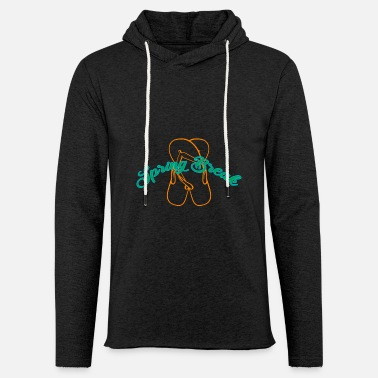 Spring Break Spring Break - Unisex Lightweight Terry Hoodie