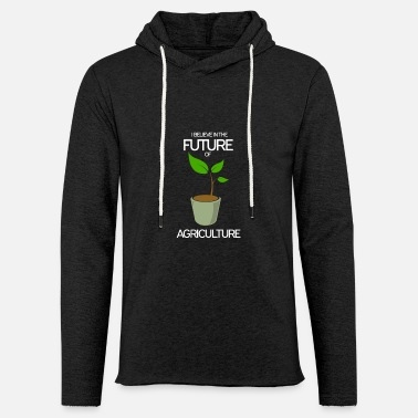Agriculture Agriculture future - Unisex Lightweight Terry Hoodie