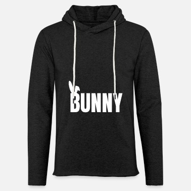 Definition Bunny definition - Unisex Lightweight Terry Hoodie