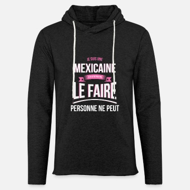 Seller Mexican person can not gift - Unisex Lightweight Terry Hoodie