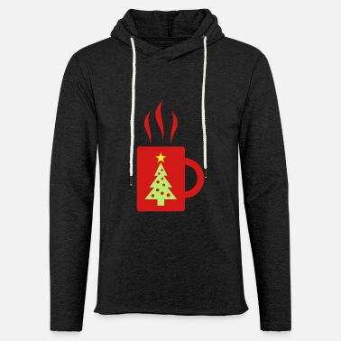 Mulled Wine Mulled wine - Unisex Lightweight Terry Hoodie