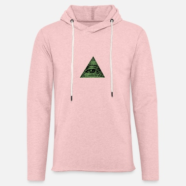 Confirmation Illumanti Confirmed - Unisex Lightweight Terry Hoodie