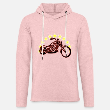 Chopper Chopper - Unisex Lightweight Terry Hoodie