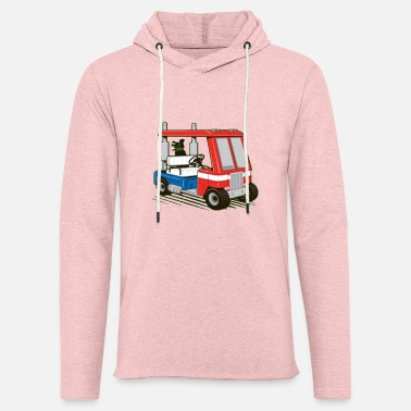 optimus golf cart - Unisex Lightweight Terry Hoodie