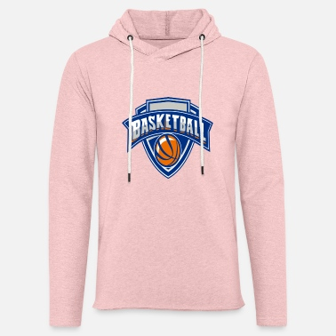 Basketball Logo High Quality - Unisex Lightweight Terry Hoodie
