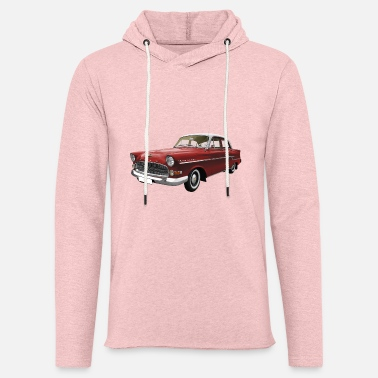 Retro Car retro car - Unisex Lightweight Terry Hoodie