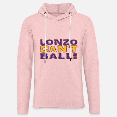 Brand Lonzo Can't Ball - Unisex Lightweight Terry Hoodie