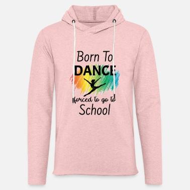 Kids Hoodie Break Dance Street Blue Design