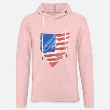 Pennant Pennant 4th July - Unisex Lightweight Terry Hoodie
