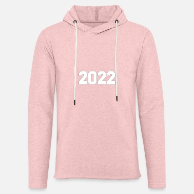 2022 PLACE AND TIME - 2022 - Unisex Lightweight Terry Hoodie