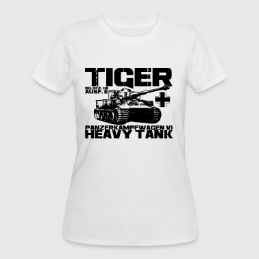 Tiger Army Tiger I - Women's 50/50 T-Shirt