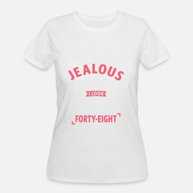 48th Birthday 48th Birthday - Women's 50/50 T-Shirt