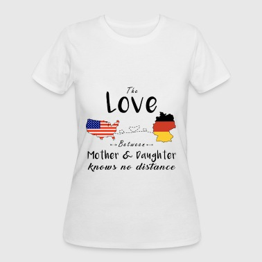 the love between mother and daughter t shirt - Women's 50/50 T-Shirt