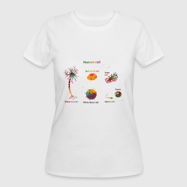 Red Blood Cell Human cell - Women's 50/50 T-Shirt
