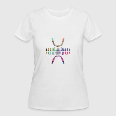 Teeth - Women's 50/50 T-Shirt