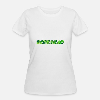 Smoking Dope DOPE HEAD Weed Smoke Dope Hanf Urban Kush Joi - Women's 50/50 T-Shirt
