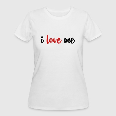 Body Positive I love me - Body Positive - Women's 50/50 T-Shirt