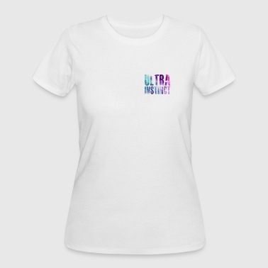 Ultra Instinct - Instinct - Total Basics - Women's 50/50 T-Shirt