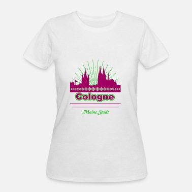 Cologne Cathedral Cologne - Women's 50/50 T-Shirt