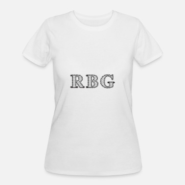 Notorious RBG black lace - Women's 50/50 T-Shirt