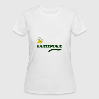 Bartender Ideas bartender - Women's 50/50 T-Shirt