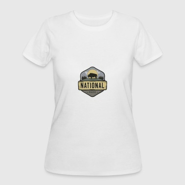 National Park - Women's 50/50 T-Shirt