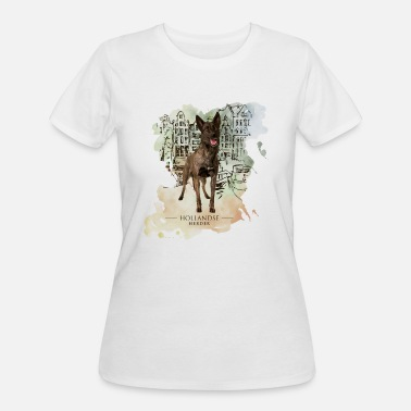 Dutch Shepherd Dog Dutch Shepherd Dog - Women's 50/50 T-Shirt