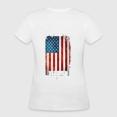 If this Flag offends you. I'll help you pack! - Women's 50/50 T-Shirt