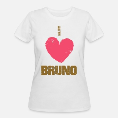 Bruno Mars Bruno Mars Magic Las Vegas Music Hop Hip Rap Conce - Women's 50/50 T-Shirt