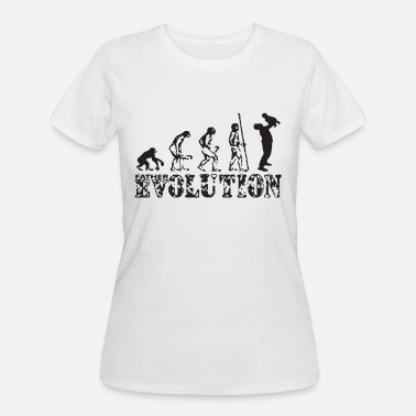 Father And Son Evolution Mens Funny Father s Day D - Women's 50/50 T-Shirt