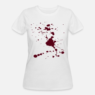Blood Alcohol Level blood stain on my shirt - Women's 50/50 T-Shirt