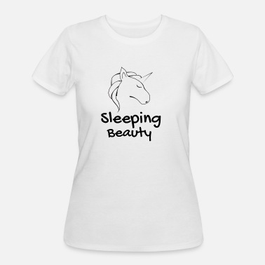 Sleeping Beauty Sleeping Beauty - Women's 50/50 T-Shirt