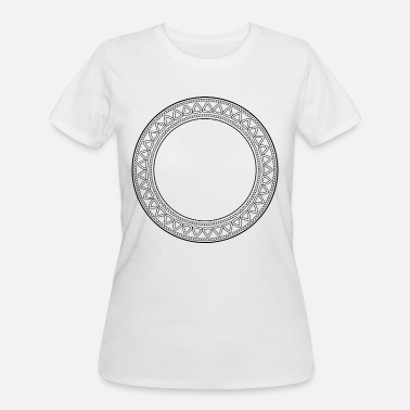 Frame Frame ring - Women's 50/50 T-Shirt