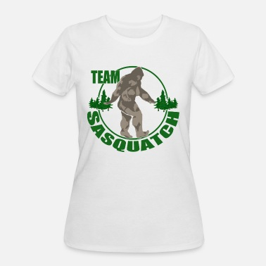 Sasquatch Team Sasquatch - Women's 50/50 T-Shirt