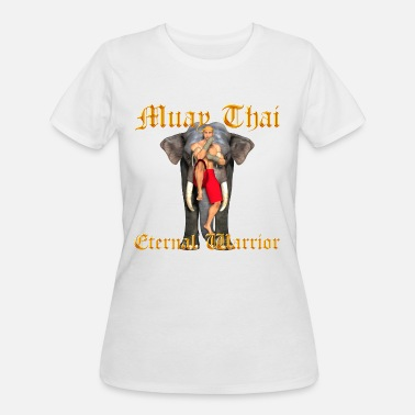 Krabi Muay Thai Warrior - Women's 50/50 T-Shirt