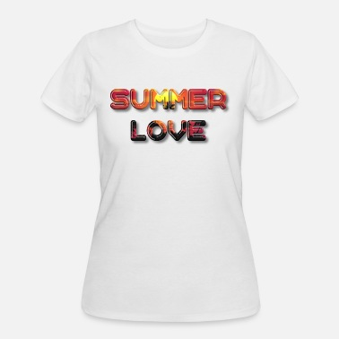 Summer Love Summer Love - Women's 50/50 T-Shirt