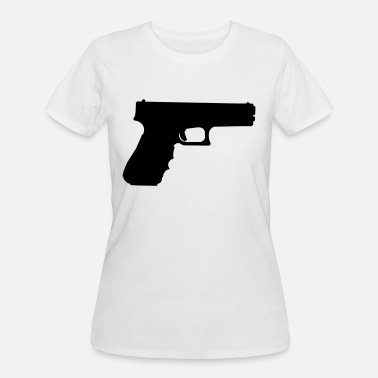 Gun Fair gun - Women's 50/50 T-Shirt