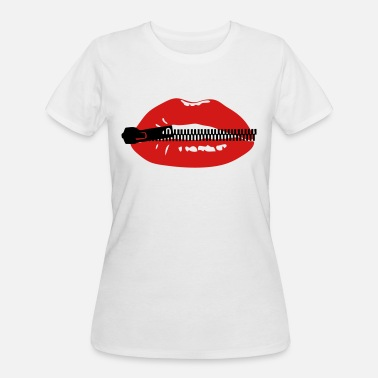 Closing Time closing mum mouth lip - Women's 50/50 T-Shirt