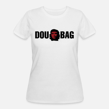 Dictatorship DouCHEbag - Women's 50/50 T-Shirt