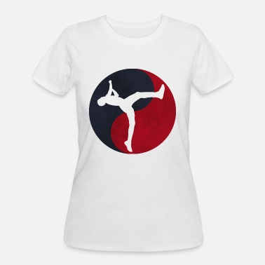 Twisted Tricking - Women's 50/50 T-Shirt
