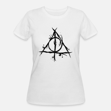 Deathly Deathly Hallows - Women's 50/50 T-Shirt