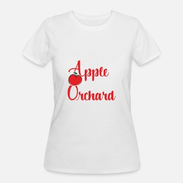 Orchard Cutest apple in the orchard - Women's 50/50 T-Shirt