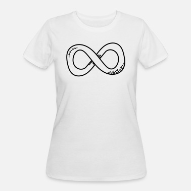 Unlimited Infinity - Unlimited - Women's 50/50 T-Shirt